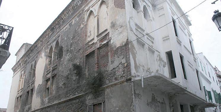 Tétouan : Le délabrement avancé de l'ancien théâtre national inquiète