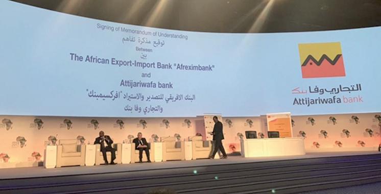 Mémorandum d'entente : Attijariwafa bank et Afreximbank renforcent leur coopération en Afrique