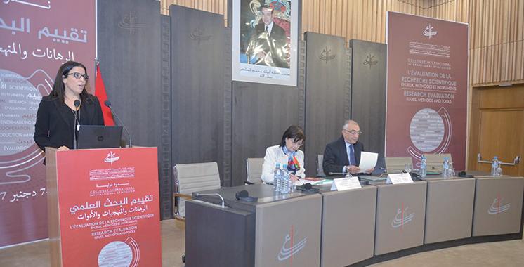 Colloque international à Rabat : La recherche scientifique contribue  au développement socio-économique