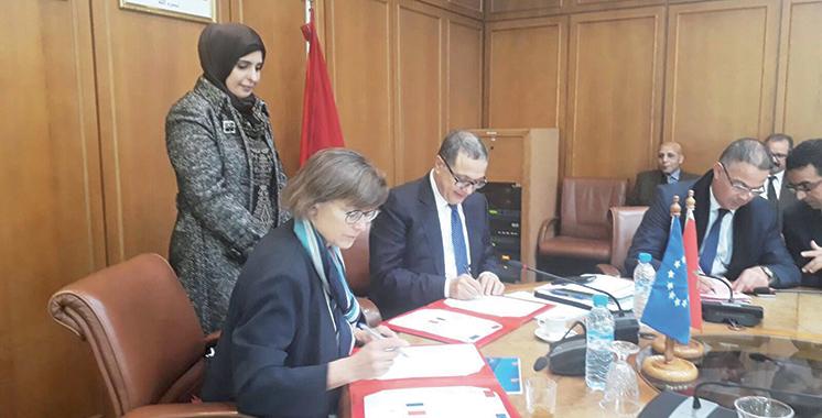 Jumelage institutionnel Maroc-Union européenne : Renforcement du processus de BSG