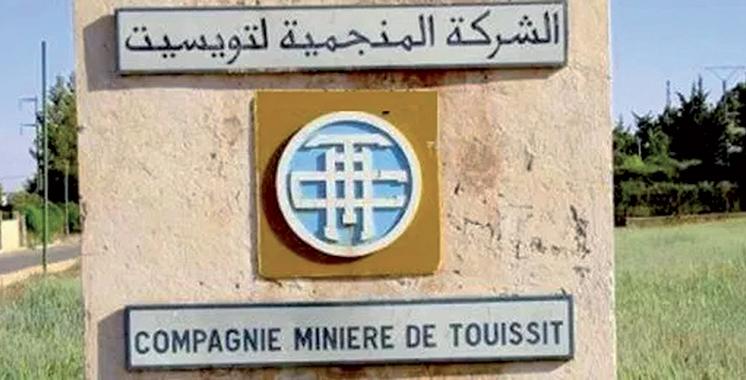 Mohamed Lazaar, nouveau PDG de la Compagnie minière de Touissit