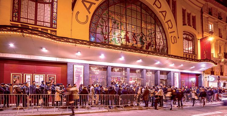 Pour célébrer son millionième client MDM : La Banque Populaire offre le «Bladi  Comedy Show» à Paris