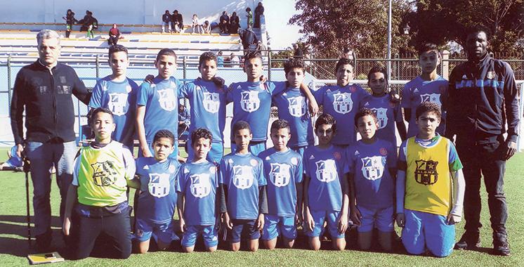 Championnat international de football benjamin : L'Association Lionceaux de Grand Maghreb du football défend ses chances en Italie