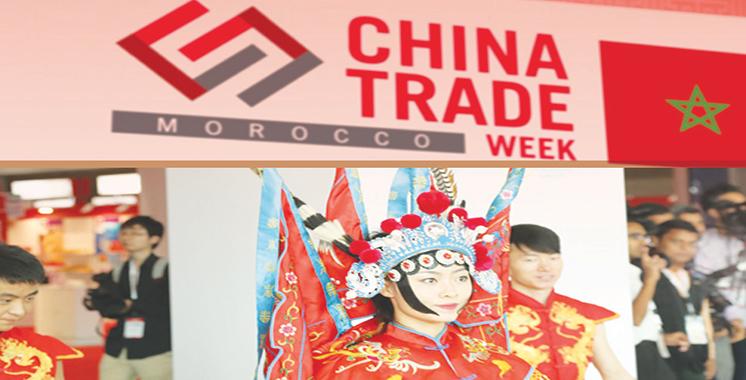 China Trade Week Morocco :  Top chrono