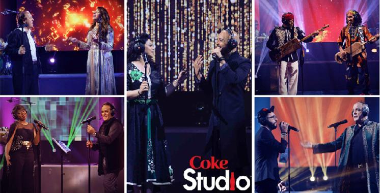 Coke Studio Maroc a enregistré de belles audiences : 3 millions de Marocains en moyenne par prime