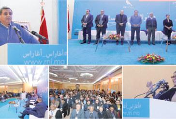Congrès régionaux du parti : Le RNI continue de sillonner les régions  du Royaume, cap sur Drâa-Tafilalet