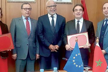 Le Maroc et l'UE signent un programme de partenariat