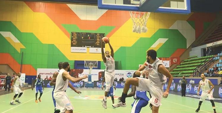 Coupe d'Afrique des clubs champions de basket : L'AS Salé rejoint le GSP (Alg) en tête du tableau