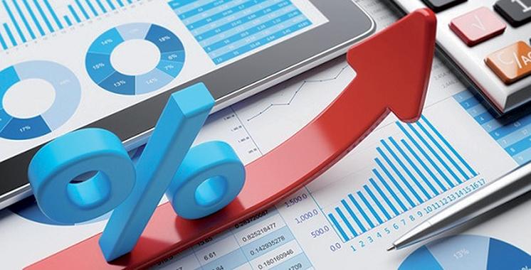 Les crédits bancaires en hausse  de 5,2% à fin octobre