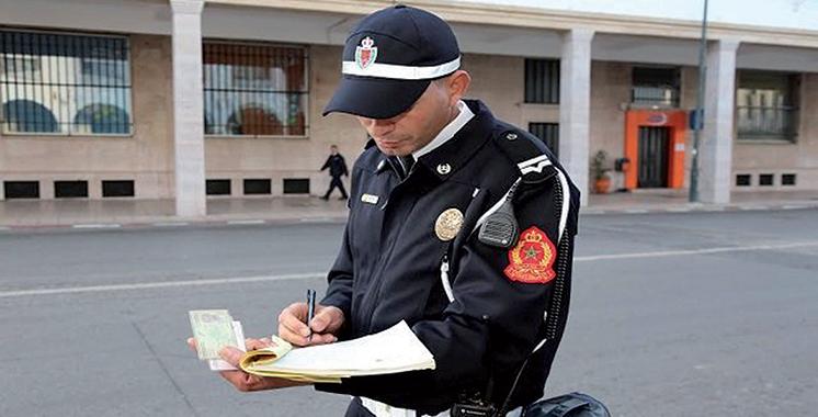 Sécurité routière : 1.890.736 infractions à la circulation enregistrées en 2017 selon la DGSN