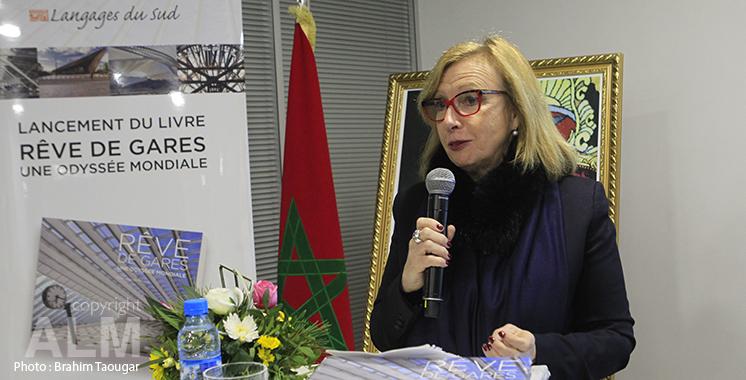 L'ouvrage «Rêve de gares, une odyssée mondiale», présenté à Casablanca