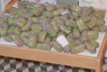 Essaouira : Saisie de 27 kg de haschich de chez 2 trafiquants de drogue