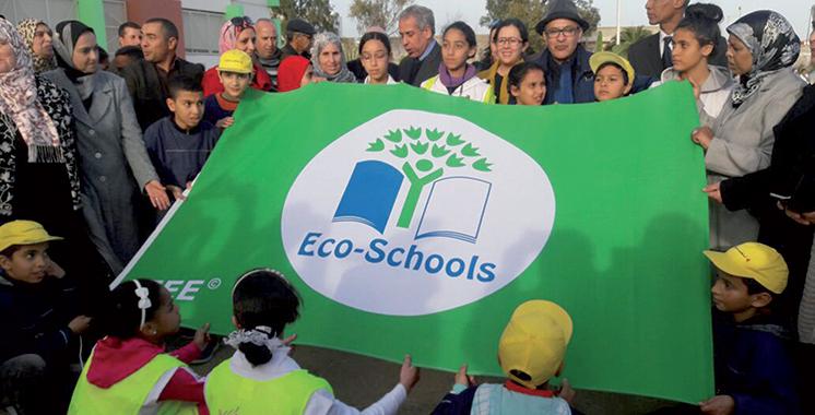 Education au développement durable : La Fondation Mohammed VI pour la protection de l'environnement sensibilise les écoles et les jeunes
