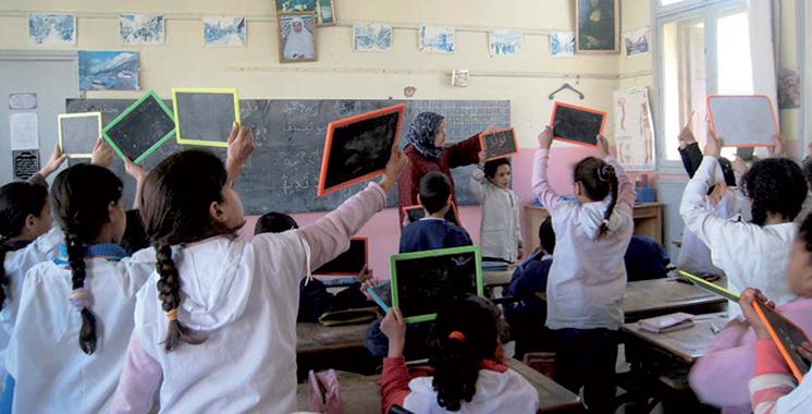 Education nationale : 24.235 enseignants mutés  au titre de l'année scolaire 2018-2019