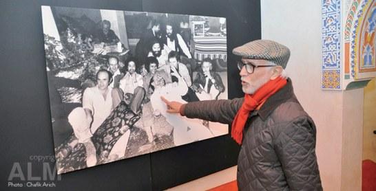 Parcours : Une exposition qui retrace la vie de Abdelhay Mellakh