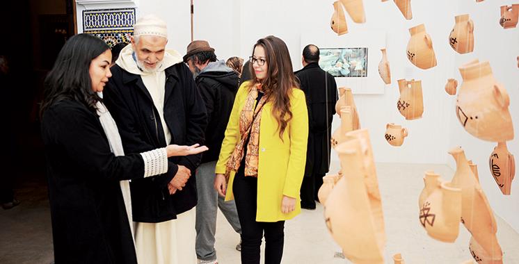 Exposition : La Fondation Dar Bellarj accueille «Femme Gravée» autour de la tradition du tatouage