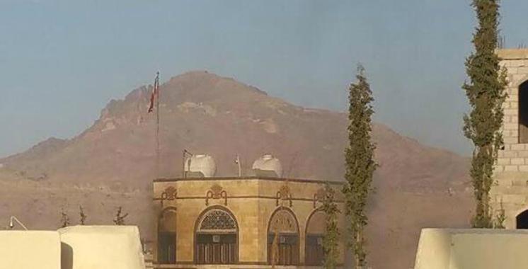 Yémen : L'ambassade d'Iran à Sanaa ravagé par un feu