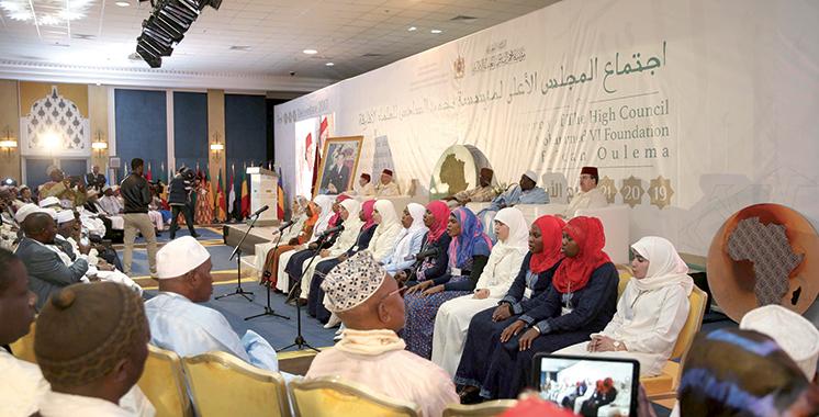 L'action de la Fondation Mohammed VI des ouléma africains prend de la vitesse