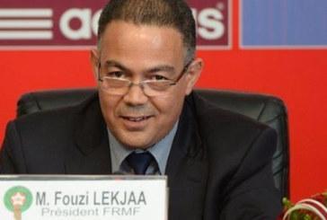 Fouzi Lekjaâ choisi «Homme de l'année 2017» par Maroc Hebdo International