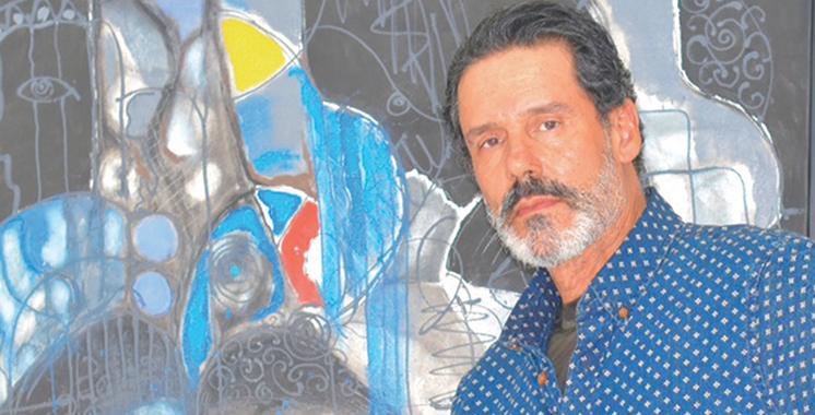 Voyage dans l'univers de Hassan Kouhen à Almazar Art Gallery de Marrakech