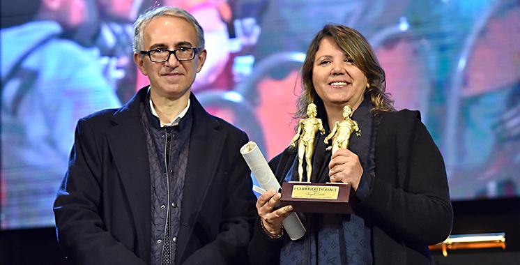 Hayat Saidi ambassadrice de l'art marocain en Italie