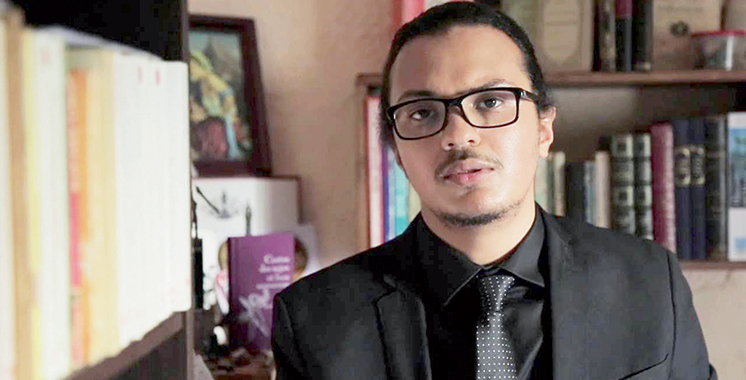 «Le Clochard» de Hicham  Aboumerouane à Rabat