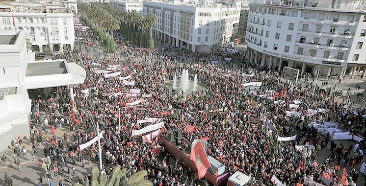 Al Qods : Une marche nationale contre la décision de Trump ce dimanche à Rabat