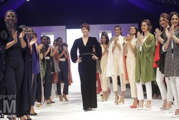 Nouvelle collection de capes haute couture de Leila Hadioui