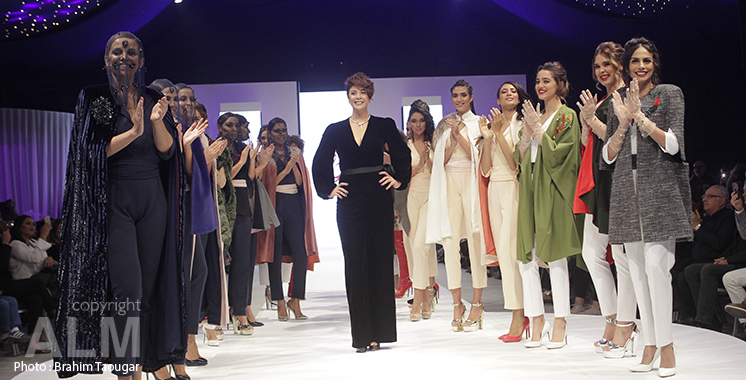 Nouvelle collection de capes haute couture de Leila Hadioui
