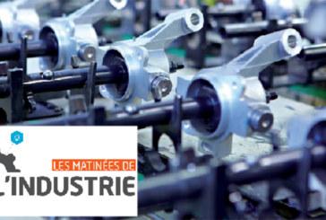 1ère édition des «matinées de l'industrie» : L'usine du futur au centre  de la transformation digitale
