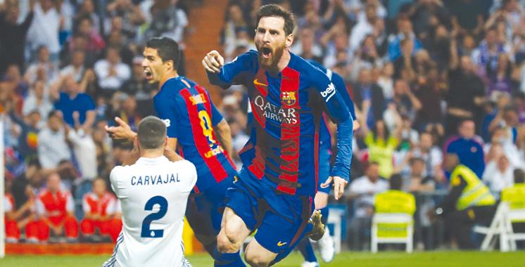 Messi : «Le Barça visera la victoire contre le Real»