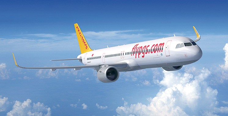Pegasus Airlines commande  25 «A321neo ACF»