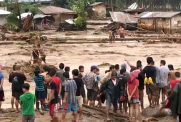 Philippines : 240 morts dans la tempête Tembin