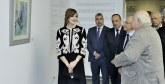La Princesse Lalla Salma a présidé une cérémonie d'hommage à la mémoire de l'artiste Mohamed Amine Demnati