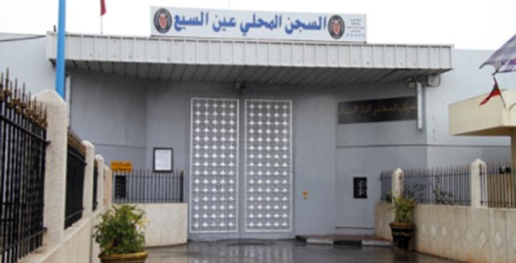 Messe de Noël à la Prison locale Ain Sebaa 2 à Casablanca