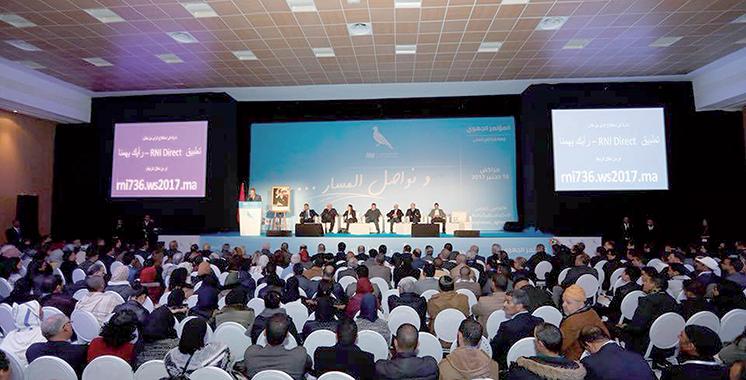 Congrès régionaux : Le RNI désormais en mobilisation permanente