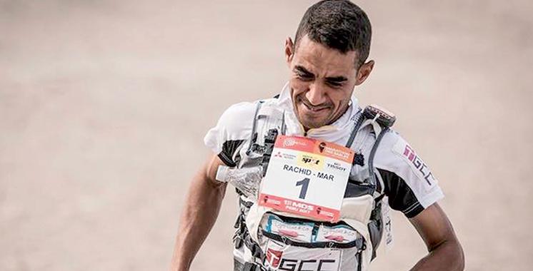 Marathon des sables au Pérou: Le Marocain Rachid El Morabity et la Française Nathalie Mauclair remportent l'avant-dernière étape