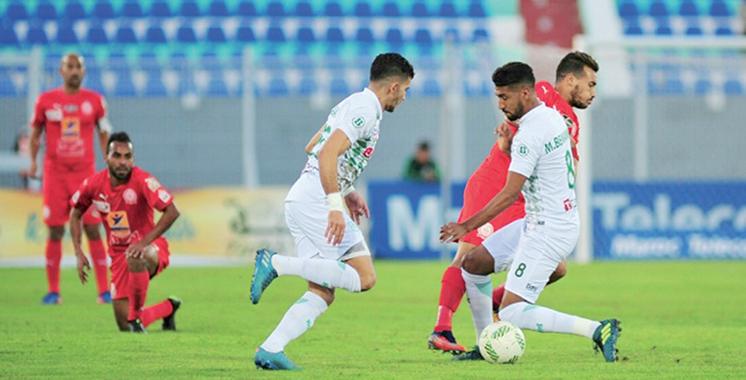 Botola Maroc Telecom : Sept buts pour six matchs !