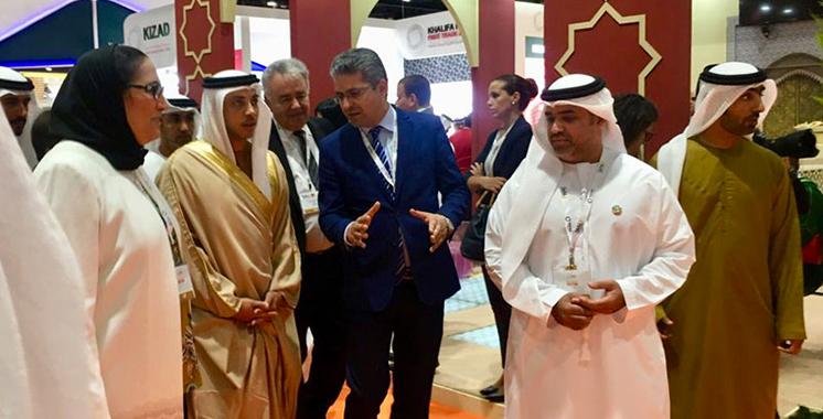 Abu Dhabi : Ouverture du 8è SIAL avec la participation  du Maroc