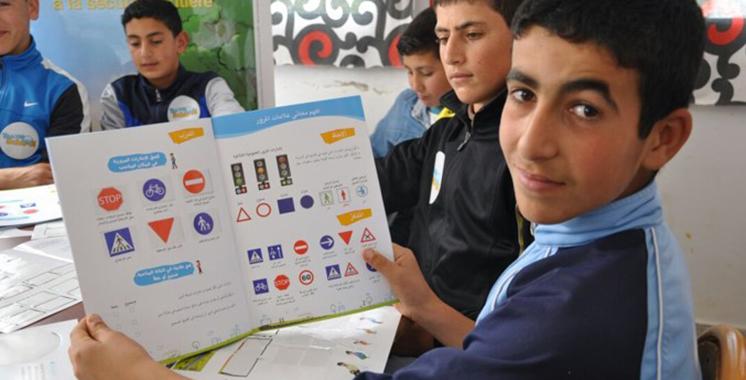 Sécurité routière : Renault Maroc sensibilise les jeunes écoliers