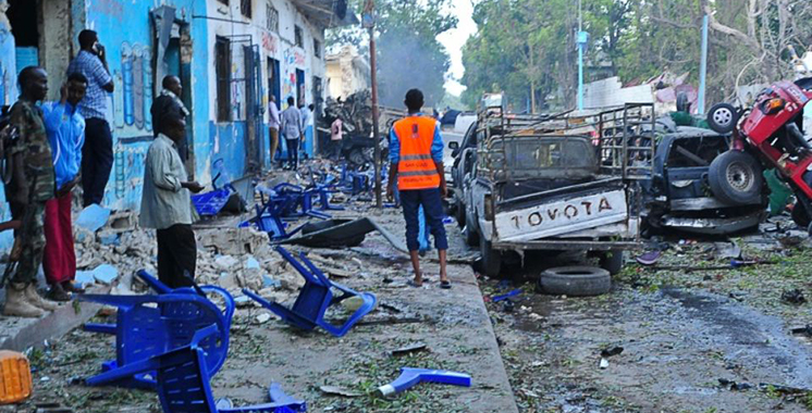 Somalie: Un attentat-suicide contre une école de police fait au moins cinq morts