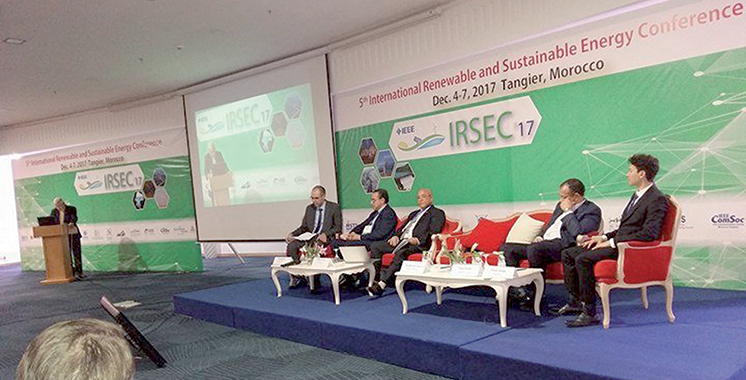 Energies renouvelables : L'expérience marocaine mise en avant à Tanger