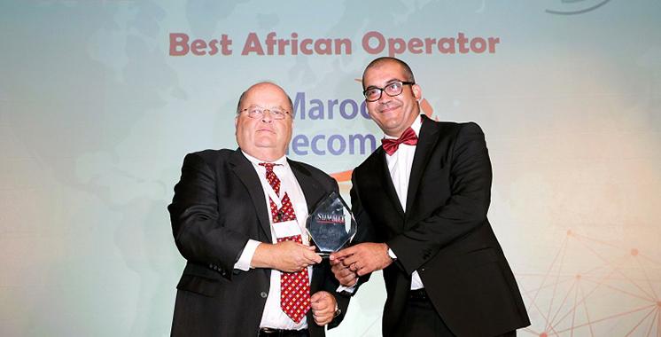 Telecom Review Excellence Awards: Maroc Telecom, «Meilleur opérateur africain»