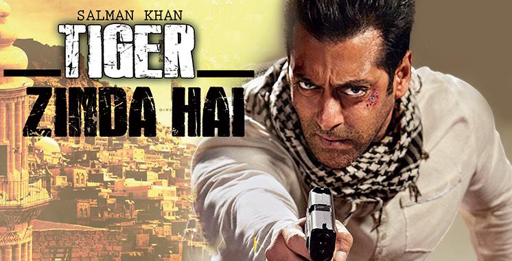 «Tiger Zinda Hai», le nouveau film de Salman Khan au Maroc