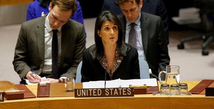 Al Qods : Véto américain sur une résolution de l'ONU rejetant la décision de M. Trump