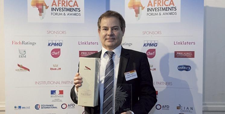 Banque africaine de l'année 2017 : Le Groupe Attijariwafa bank primé