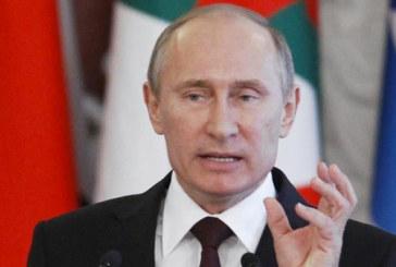 Poutine candidat pour un quatrième mandat présidentiel