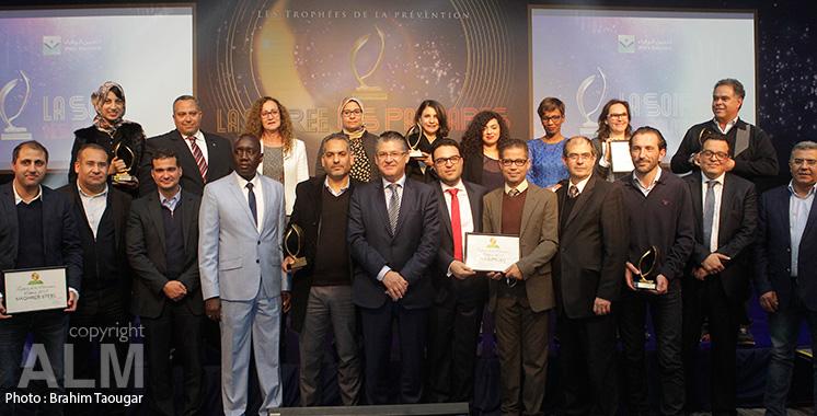 Prévention de risque: Wafa Assurance récompense sept entreprises