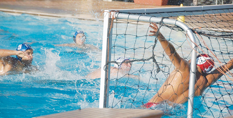 Water-polo : Le 2è Tournoi international  de Rabat du 27 au 30 décembre