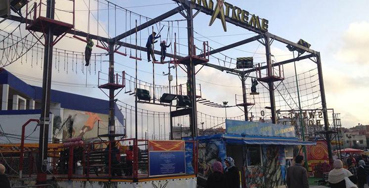 Un nouveau parc d'attractions ouvrira ses portes à Agadir